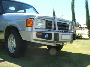Bull Bar  SCLR1 LX Disco Series 1 adj